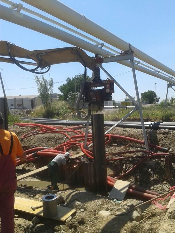 Geotehnična dela na temeljenju Podvoza Jablane, železniška proga Hodoš – Pragersko