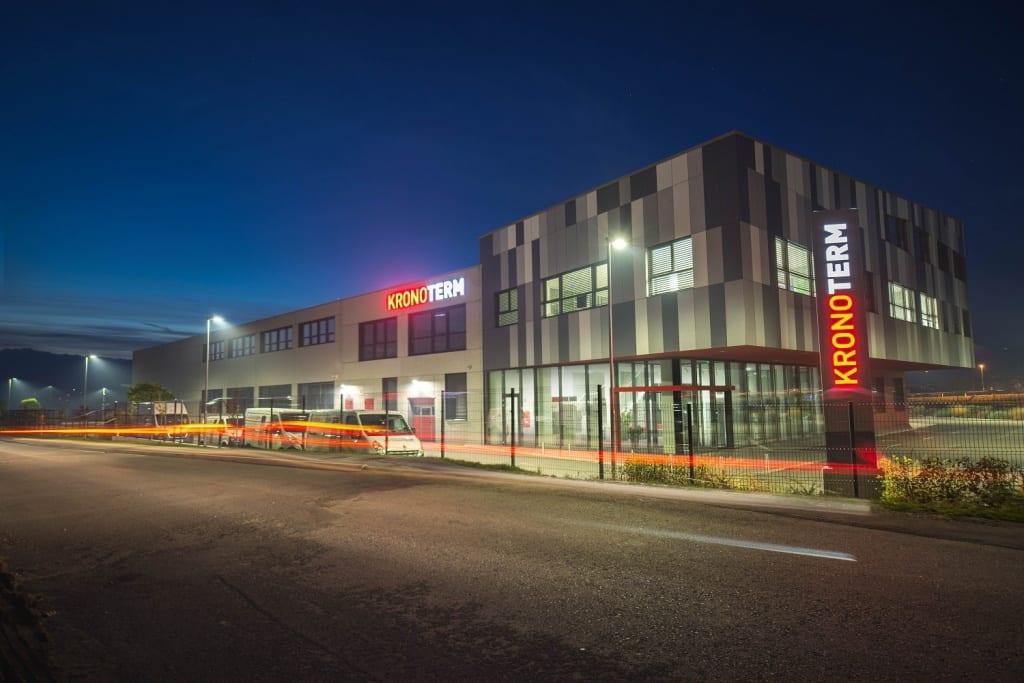 Naziv: Poslovno in proizvodno skladiščna stavba TERMO-TEHNIKA