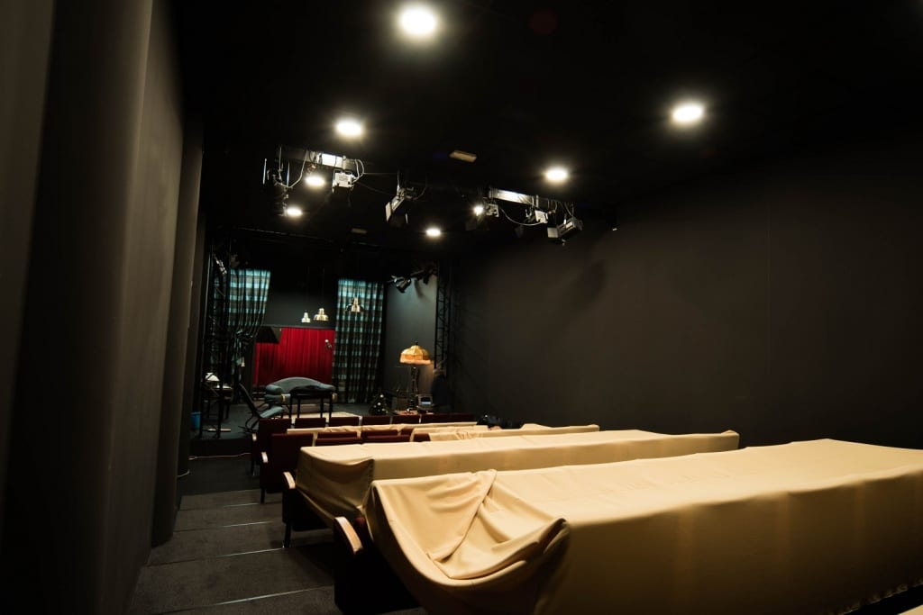 Naziv: Obnova dela Slovenskega ljudskega gledališča