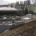 Naziv: Novogradnja medicinskih prostorov za preiskave z magneto resonanco