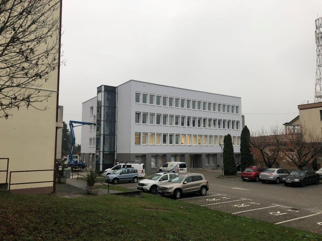 Naziv: Notranja prenova javne stavbe UE Lendava