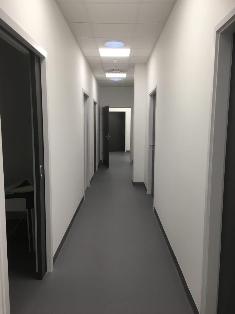Naziv: Rekonstrukcija prostorov za zdravstvo in sanacija strehe