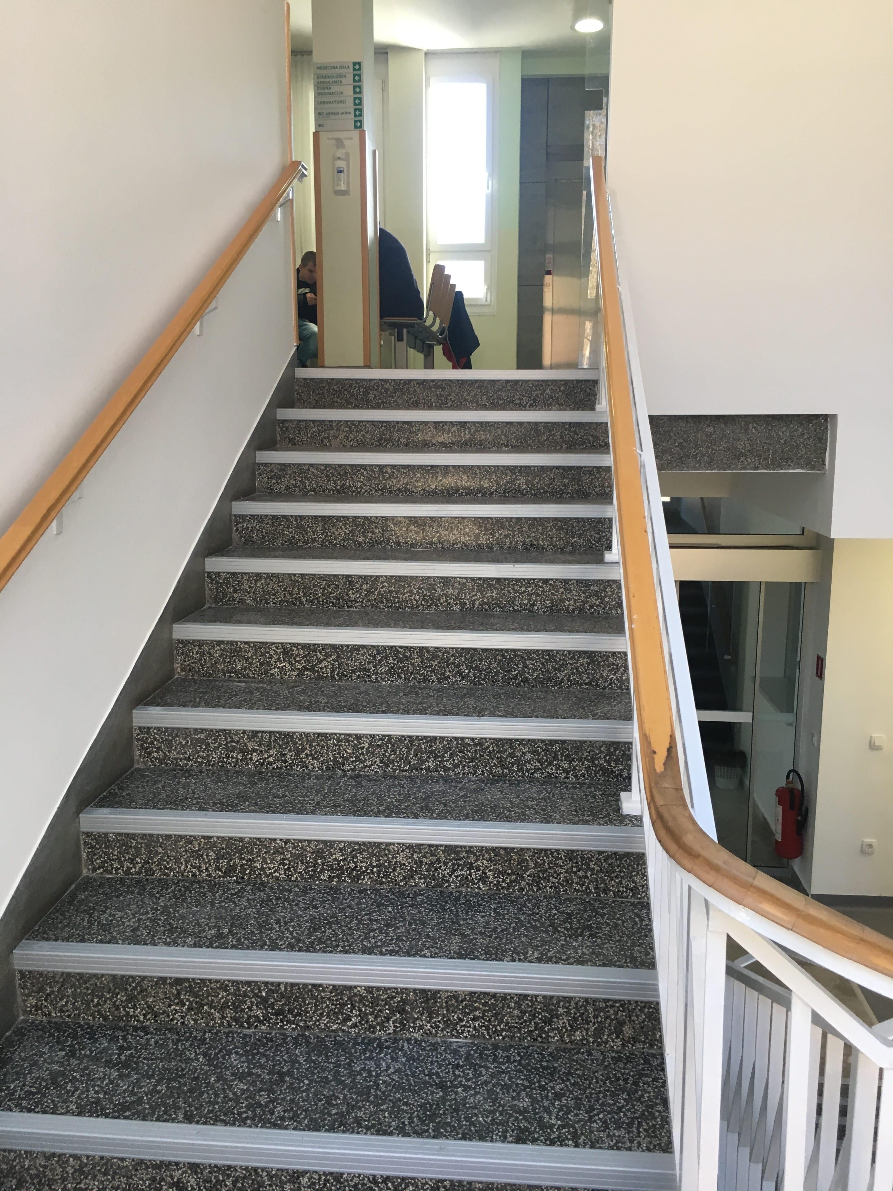 Naziv: Prenova in reorganizacija prostorov v ZP Rogaška Slatina