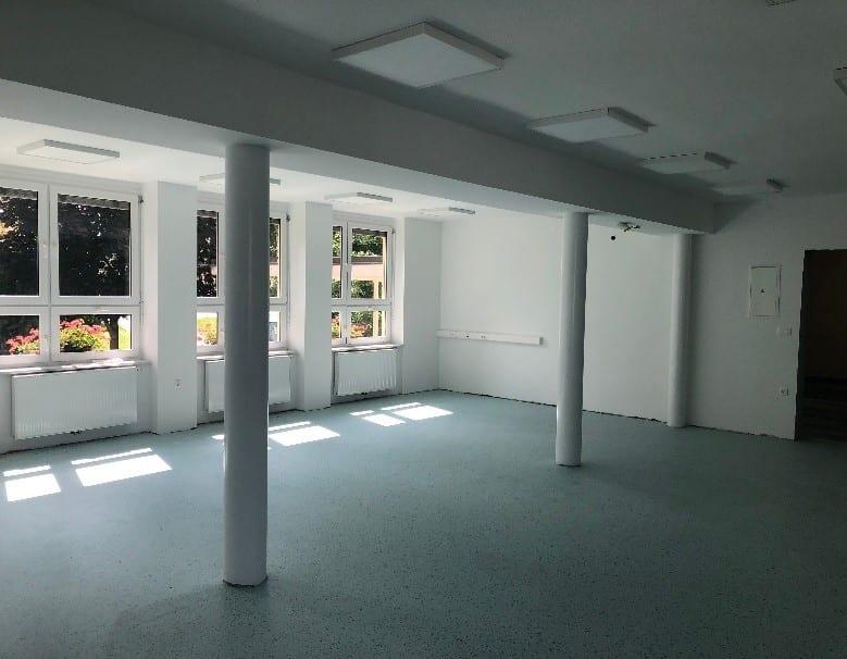 Rekonstrukcija prostorov v OŠ Rače