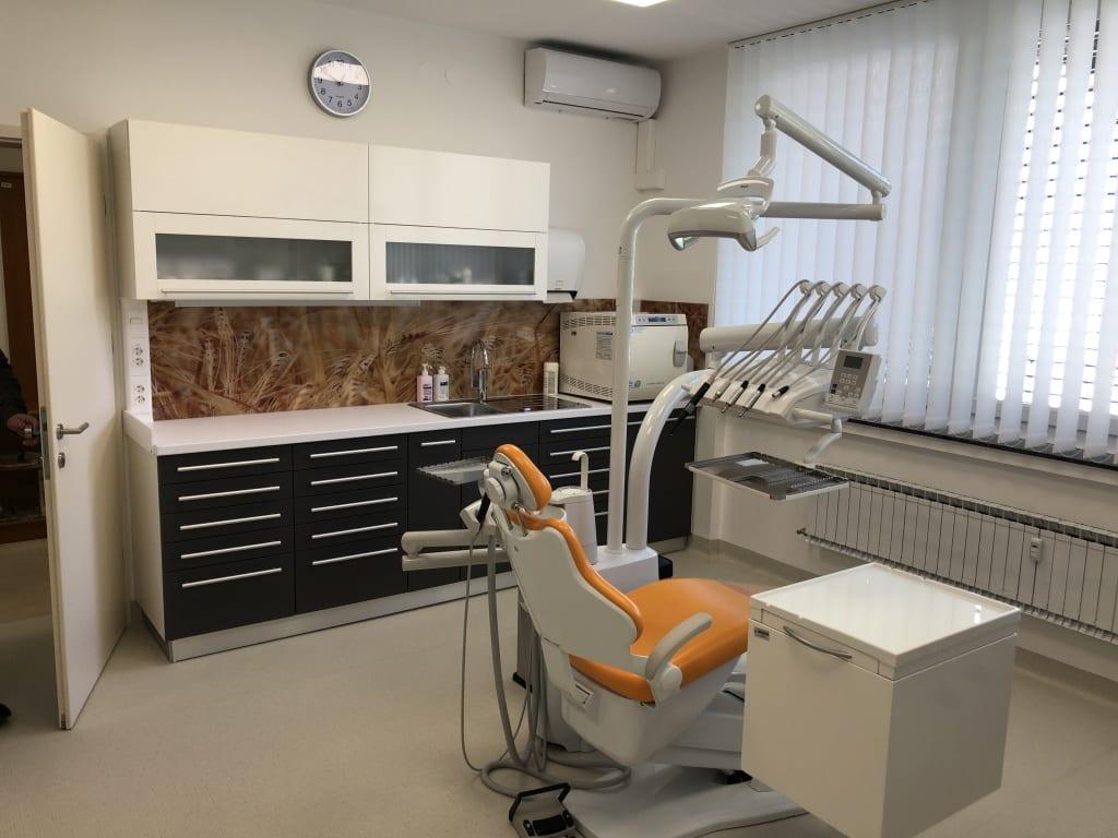 Preureditev zobne ambulante v ZD Kozje